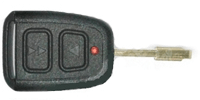 ford two button remote key